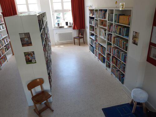 Bücherei Rüdenau Bild 3